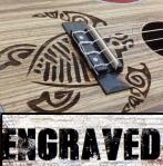 Puravida la lia de nuevo con la Custom Engraved Series – Grabados artesanalmente con diseños espectaculares sobre maderas exóticas de máximo nivel –