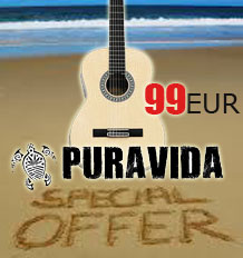 SPECIAL.OFFER.GUITARRA.PURAVIDA99