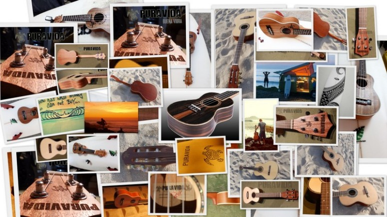 Puravida guitar ukulele - buena vibra