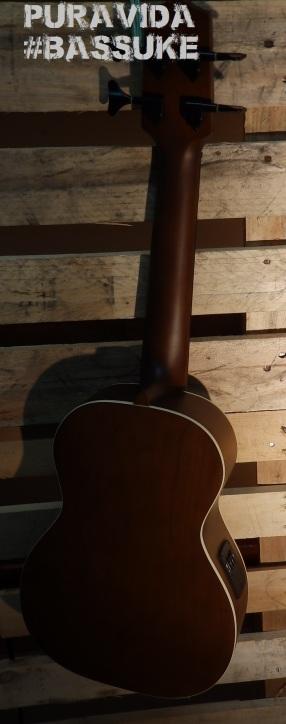 puravida bass ukulele