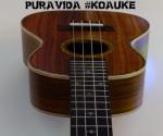 puravida koa ukulele