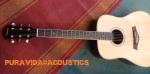 PURAVIDA Dreadnought - Tradición , fabricación de guitarras hechas a mano. Construcción artesanal de las mejores guitarras acústicas del mercado.