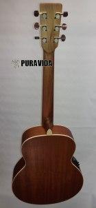 PURAVIDA MINI JUMBO GUITAR MINIJB100PK Guitarra acustica compacta